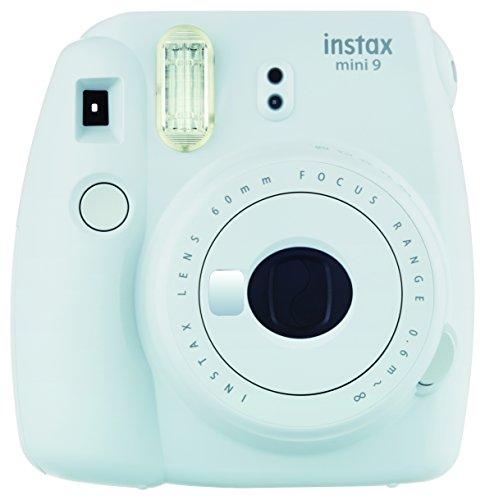 Fujifilm Instax Mini 9 Kamera smoky white