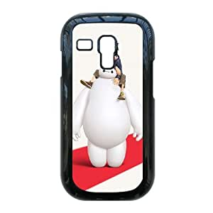 Anime Series Cartoon Design Big Hero 6 Baymax Protective Case for Samsung Galaxy S3 Mini Case i8190 Case JS002