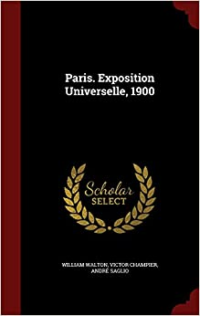 Book Paris. Exposition Universelle, 1900