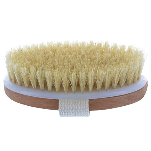 TopNotch Beechwood Natural Bristles Brushing