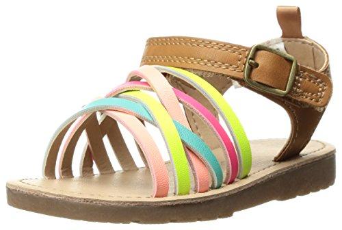 carters Verena Girls Colorful Sandal