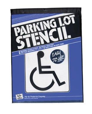 hy-ko-prod-handicap-park-stencil-pls-10