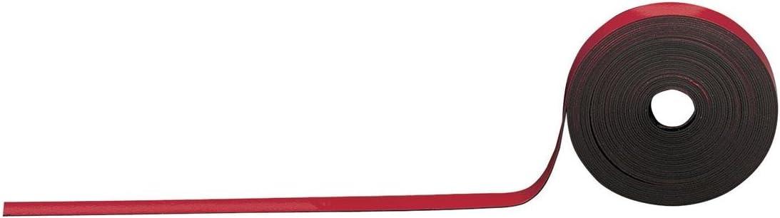 /Rouge Broxo Ruban magn/étique 5/mm x 5/m/