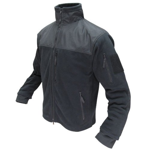 Condor Alpha Fleece Jacket (Mens Army Fleece Jacket)
