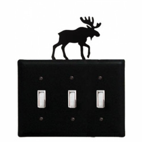 Moose - Triple Switch Cover