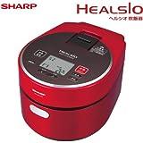 シャープ ヘルシオ(HEALSIO) IHジャー炊飯器(5.5合炊き) レッド系 KS-MX10B-R
