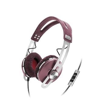 23728e782a1 Sennheiser Momentum ON-EAR - Auriculares de diadema cerrados (Con  micrófono, control remoto integrado), rosa: Amazon.es: Electrónica