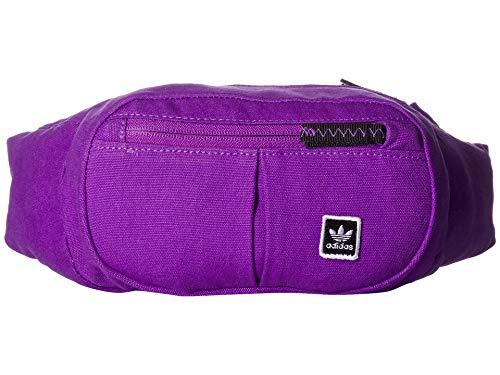 (adidas Skateboarding Men's Hip Bag Active Purple One Size)