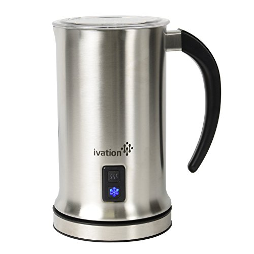 Ivation Cordless Automatic Electric Cappuccino