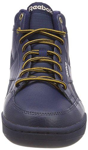 Pmw Royal Complete Reebok 0 De Navy Khaki Azul Gimnasia Hombre collegiate Zapatillas wild stucco Para SqBEdEwT