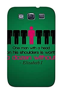 Series Galaxy S3 Cover Case - YXrpP0JtzyJ (compatible With Galaxy S3)