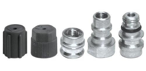 Interdynamics Certified A/C Pro VA-LH10 R-134a Retrofit Parts Kit (3 Adaptors) ()
