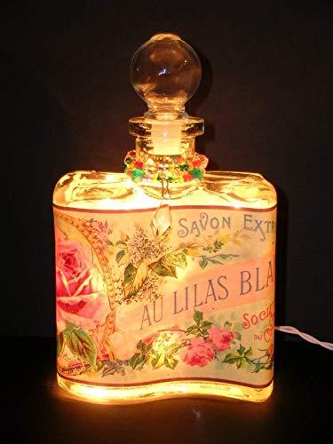 (Magical Decorative Fairy Night Lights Romantic Bedroom Bathroom Nursery Lamp #AU44)