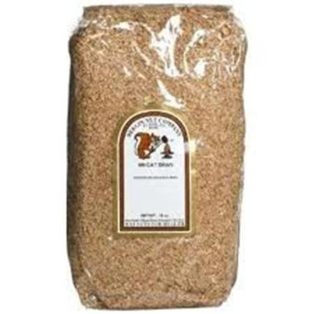 Bulk Grains 100 percent Organic Red Wheat Bran Bulk 25 Lbs - - Oat Bran Bulk