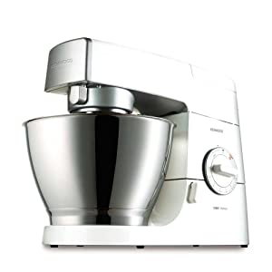 Kenwood km336 chef classic stand mixer with blender gloss for Kenwood cooking chef accessoire