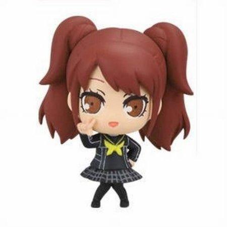 - RARE Persona 4 P4G SIDE B mini figure Strap Key Holder Mascot Rise Kujikawa
