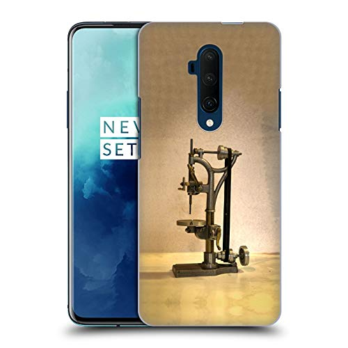 Official Celebrate Life Gallery Drill Press Tools Hard Back Case Compatible for OnePlus 7T Pro