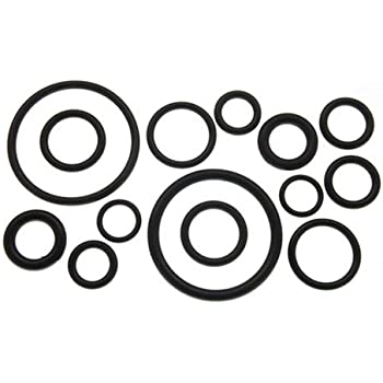 5 Pack American Plumber W34 Or 152030 Filter Oring Replacements