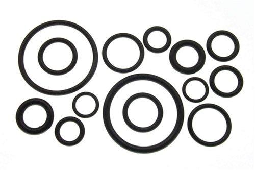(Danco 80788 O-Ring Assortment, 14-Piece Black)