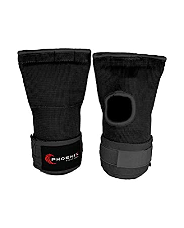 Phoenix Fight Gear Sustain Hand Supports with Gel, MMA, Muay Thai, Boxing,  Sparring & Training