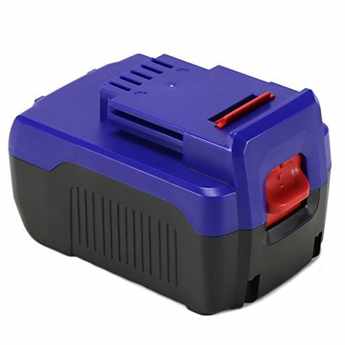 - POWERAXIS 3.0Ah Lincoln 1861 Battery Lithium Ion, 18V, Replace for Lincoln 1861 LIN-1864 LIN-1862 Grease Gun PowerLuber Battery