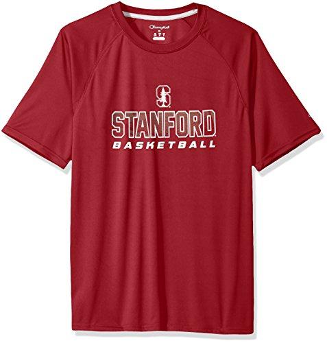 Ncaa Stanford Cardinal Mens Impact T Shirt  Medium  Cardinal