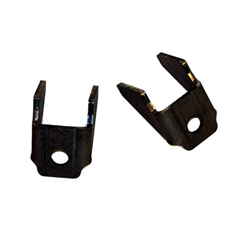 (Hotchkis Performance 23367 Sway Bar Bracket Weld On Pair Sway Bar Bracket)