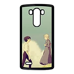 Howl's Moving Castle LG G3 Cell Phone Case Black as a gift P4818287
