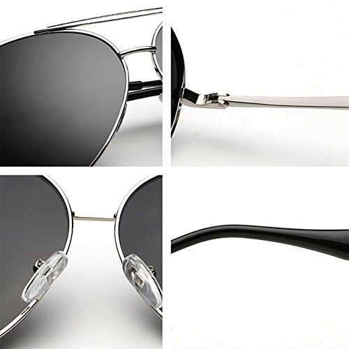 de De Viaje ZX Pescar gafas Sol sol UV400 Manejar Unisexo ZX Hipster Polarizador masculinas Gafas 88O5wfZxq