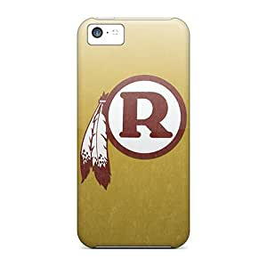 Hot Fashion NUM9506wjoF Design Cases Covers For Iphone 5c Protective Cases (washington Redskins)