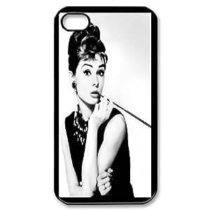 Generic Case Audrey Hepburn For iPhone 4,4S 445C6T8717