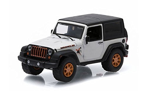2012 JEEP WRANGLER * All-Terrain Series 2 * 2015 Greenlight Collectibles 1:64 Scale Limited Edition Die-Cast Vehicle