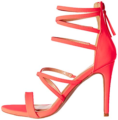 Pictures of DREAM PAIRS Women's Show Pump Coral Nubuck 9 M US 5