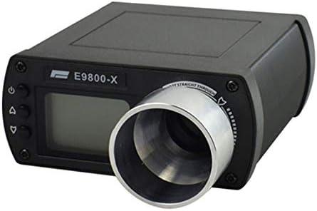 CamKpell X3300 E9800V Tacómetro Multifuncional Táctico Airsoft Alcance de la Velocidad Probador de Disparos Cronógrafo Instrumento de medición - Negro