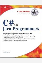 C# for Java Programmers Paperback