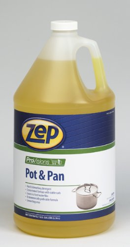zep pot and pan detergent - 1
