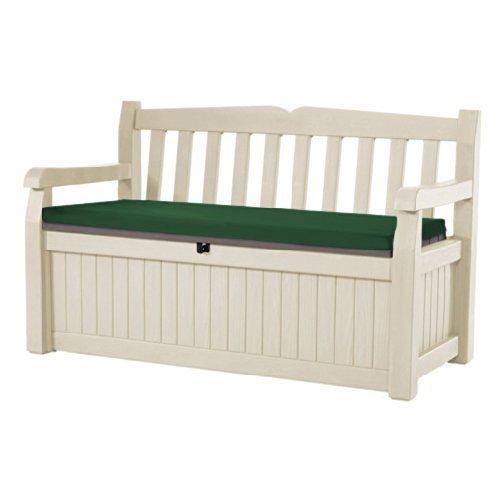 Green Waterproof Bench Pad ONLY for Iceni & Eden Garden Benches Gardenista