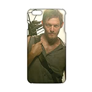 Angl 3D Case Cover Daryl The Walking Dead Phone Case for iPhone6 plus
