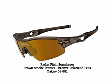 3e93e42305f Image Unavailable. Image not available for. Color  Oakley Radar Pitch  Polarized Sunglasses ...