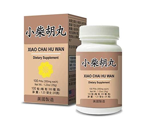 Xiao Chai Hu Wan :: Herbal Supplement for Digestion, Immunity and Inflamation :: Made in USA