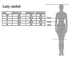 Eono Essentials giacca antipoggia da donna| giacca impermeabile