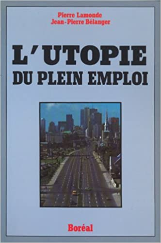 En ligne téléchargement gratuit L'utopie du plein emploi pdf epub