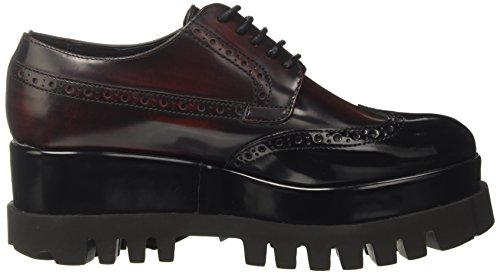 Rosso Black 892 Bordeaux Stringate Basse Low Brogue Cult Alice Donna Scarpe qwx8C8vR