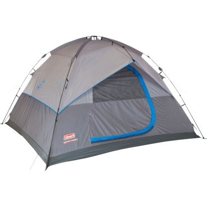 Coleman 6 Person Instant Tent New Design