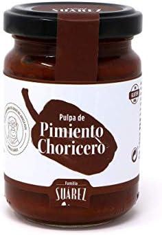 Pulpa De Pimiento Choricero – Tarro Cristal