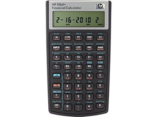 HEW10BIIPLUS - HP 10BIIPlus Financial Calculator
