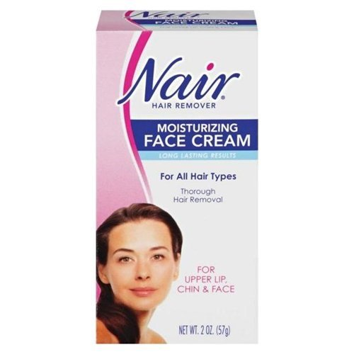 Hair Removal Cream With Baby Oil For Face