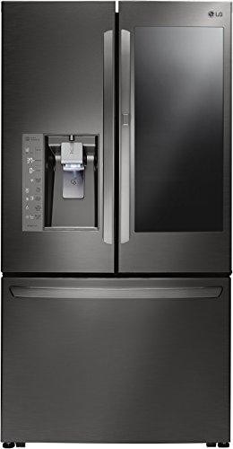 LG LFXS30796D Refrigerator Capacity Stainless