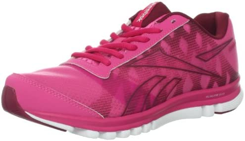Reebok Women s Sublite Duo Chase Running Shoe