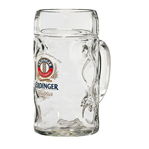 Erdinger-German-Dimpled-Beer-Stein-Mug-1-Liter